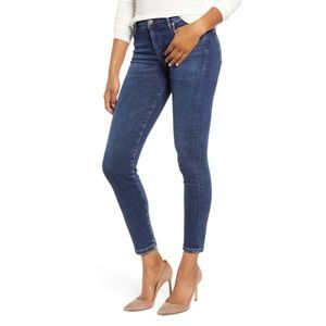 Citizens Avedon Ankle Ultra Skinny High Rise Jeans